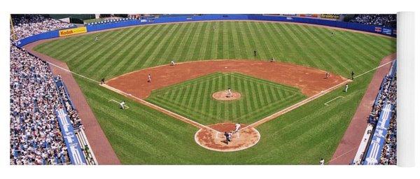 Yankee Stadium Yoga Mat