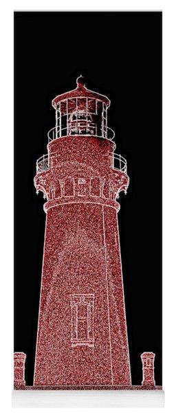 Yaquina Head Lighthouse II Yoga Mat