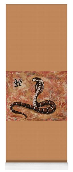 Year Of The Snake Yoga Mat