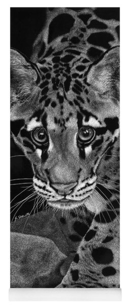 Yim - The Clouded Leopard Yoga Mat