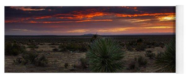 Yucca Sunset Yoga Mat
