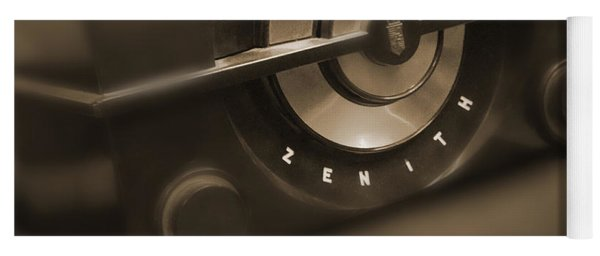 Zenith Radio Yoga Mat
