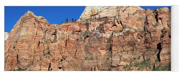 Zion Wall Yoga Mat