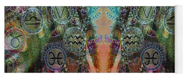 Zodiac Yoga Mat