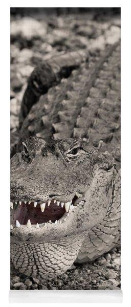American Alligator Yoga Mat