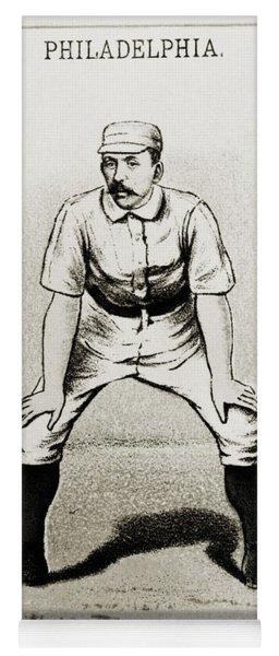 Arthur Irwin (1858-1921) Yoga Mat