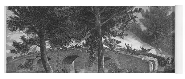 Civil War: Antietam, 1862 Yoga Mat