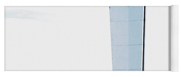 Into The Blue Yoga Mat