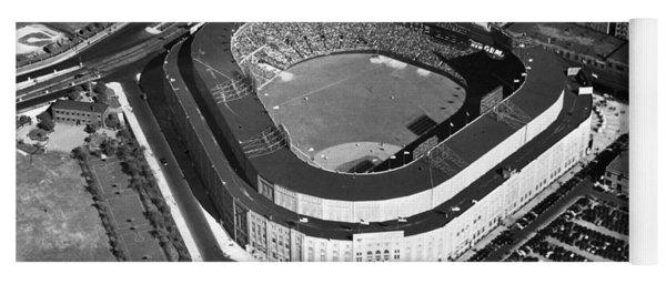 New York: Yankee Stadium Yoga Mat
