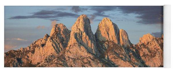 Organ Mountains Near Las Cruces New Yoga Mat