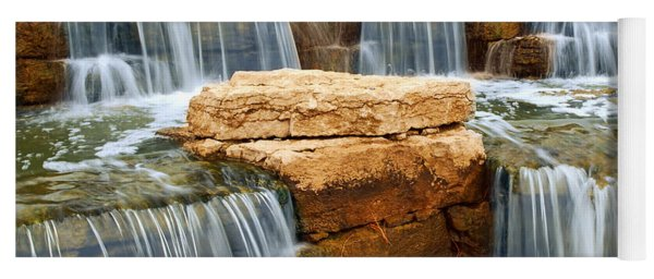 Waterfall Yoga Mat