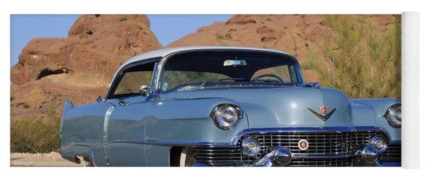 1954 Cadillac Coupe Deville Yoga Mat