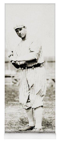 Fred Snodgrass (1887-1974) Yoga Mat