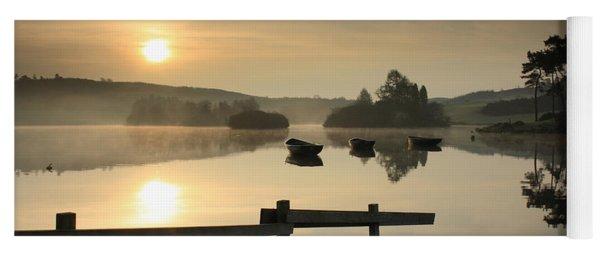 Knapps Loch Sunrise Yoga Mat