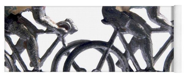 Cyclists Yoga Mat