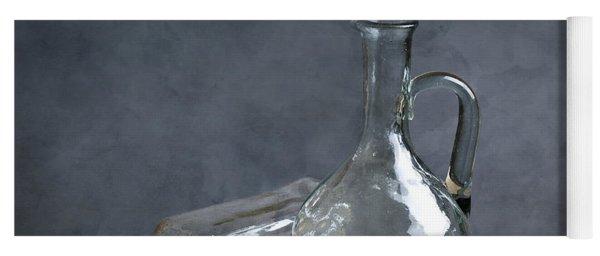 Glass Yoga Mat