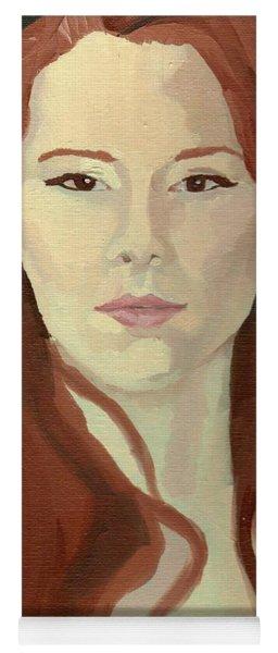 Portrait Yoga Mat