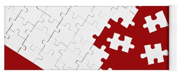 Puzzle Yoga Mat