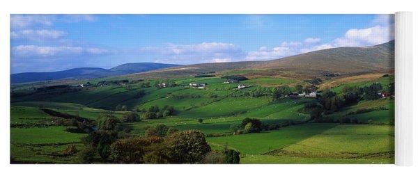 Sperrin Mountains, Co Tyrone, Ireland Yoga Mat