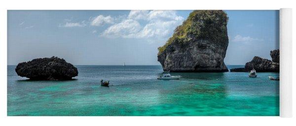 Phi Phi Island Yoga Mat