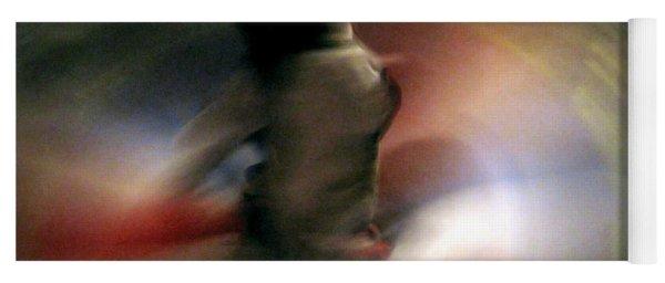 A Female Whirling Dervish In Capadocia Yoga Mat