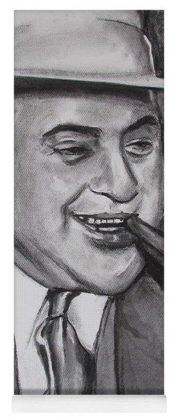 Al Capone 0g Scarface Yoga Mat
