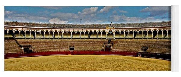 Arena De Toros - Sevilla Yoga Mat