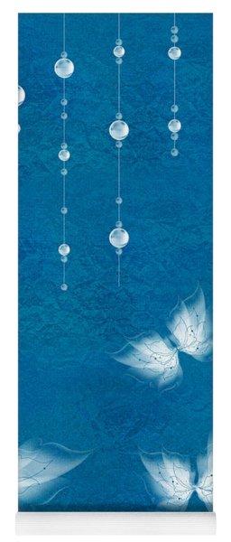 Art En Blanc - S11dt01 Yoga Mat