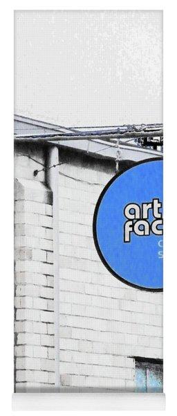 Art Factory Yoga Mat
