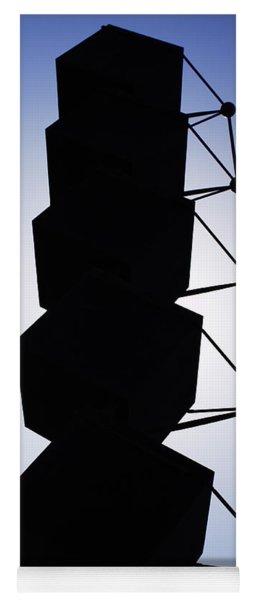 Backlight Structure Yoga Mat