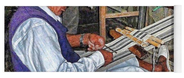 Backstrap Loom - Ecuador Yoga Mat