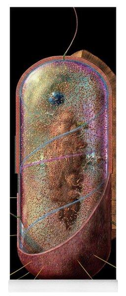 Bacterial Cell Generalised Yoga Mat