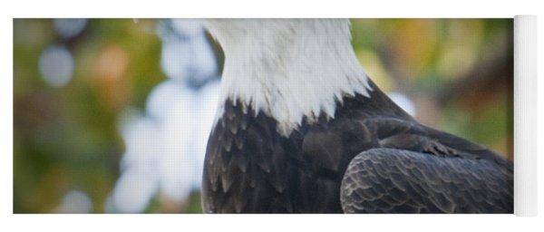Bald Eagle Yoga Mat