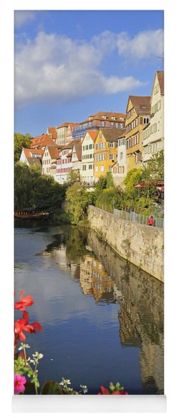Beautiful Tuebingen In Germany Yoga Mat