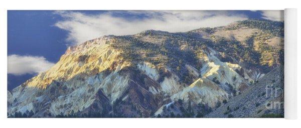 Big Rock Candy Mountains Yoga Mat