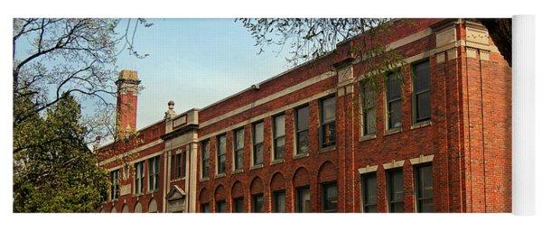Border Star Elementary School Kansas City Missouri Yoga Mat