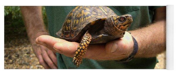 Box Turtle Yoga Mat
