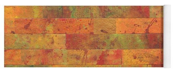 Brick Orange Yoga Mat