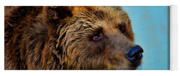 Brown Bear 203 Yoga Mat