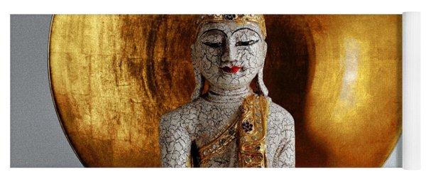 Buddha Girl Yoga Mat