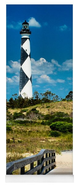 Cape Lookout Light Yoga Mat