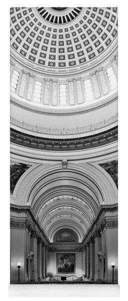 Capitol Interior Yoga Mat