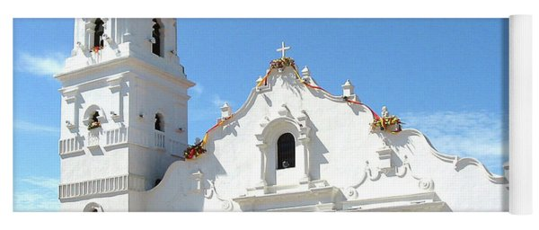 Church Of Nata De Los Caballeros Yoga Mat
