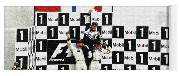 Circuito De Jerez 1997 Yoga Mat