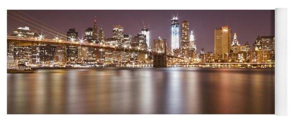 City Of Blinding Lights Yoga Mat