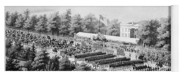 Civil War: Soldiers, 1865 Yoga Mat