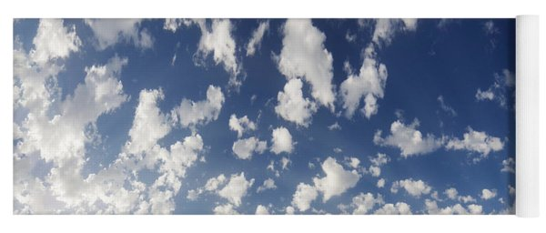 Cloudy Sky Yoga Mat