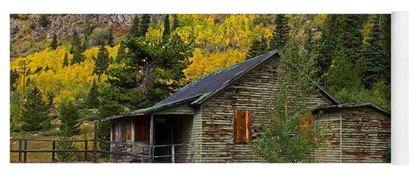 Colorado Autumn Yoga Mat