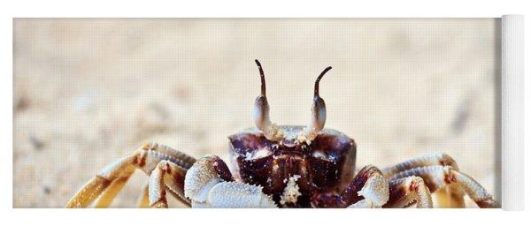 Crab Yoga Mat