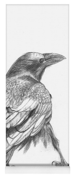 Crow Yoga Mat